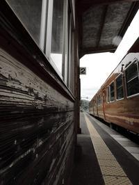 30年前の思い出 - 今日も丹後鉄道