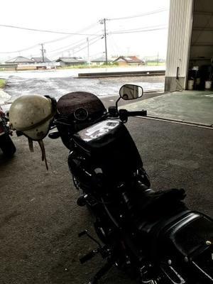 境界線 - Cyla motorcycle DEPT.