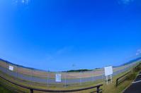 台風対策。 - 青い海と空を追いかけて。