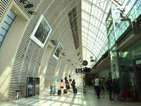 Gare d'Avignon TGVアヴィニョンTGV駅 - くりくりのいた午後 bis