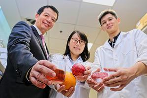 シンガポールの南洋工科大学は、天然由来成分の食品保存料開発。 - TIME-AZ