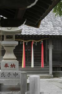 氷川神社をさがして@中川氷川神社 - 設計事務所 arkilab