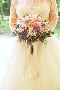 #5月の花嫁さまからのお写真! - momo★スタイル