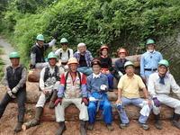 7月定例会活動報告・おアートⅠ(第1346号) - こうち森林救援隊