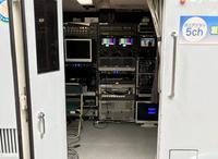 今日はテレビの仕事を2現場! - アルテック音響ブログ
