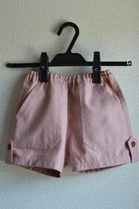 3枚目のショートパンツはピンクで。 - refresh-3