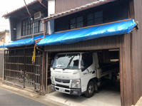 奈良町西村邸   町家再生計画1 - 国産材・県産材でつくる木の住まいの設計 FRONTdesign  設計blog