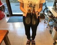 黒外羽根 - 手づくり靴 仄仄工房(ホノボノコウボウ)