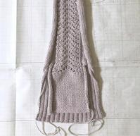 卒業制作③ - セーターが編みたい!