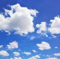 可愛い雲♪ - 風の彩