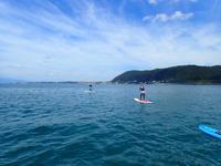 葉山でSUP体験海から眺めるいろんな景色新発見② - Coucou a table!      クク アターブル!