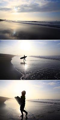 2018/08/21(TUE) 蒸し暑い海辺にワイドな波。 - SURF RESEARCH
