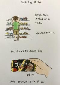 本日のおやつ - 一天一画   Yuki Goto