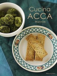 ブール・ド・抹茶と紅茶のビスケット - Cucina ACCA