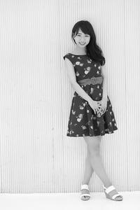 奥寺千尋ちゃん7 - モノクロポートレート写真館