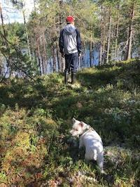 散策 - フィンランドでも筆無精