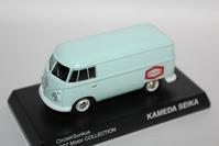 1/64 Kyosho CircleKSunkus 2007 Motor COLLECTION Volkswagen Type 2 (T1) #3 - 1/87 SCHUCO & 1/64 KYOSHO ミニカーコレクション byまさーる