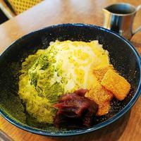 プラザホテル「ComatsuPremier」 - 福岡の抹茶かき氷
