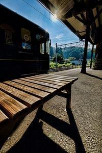 残暑の候 - 今日も丹後鉄道