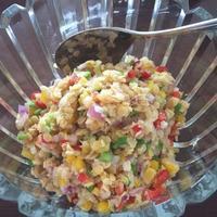 レンズ豆のサラダ(パリップ サラーダヤ)の作り方 - Al Salone di Sumi