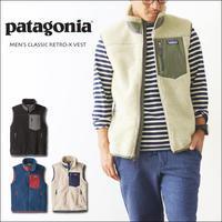 patagonia[パタゴニア正規代理店] MEN'S CLASSIC RETRO-X VEST [23048] [クラシックレトロベスト]「フリースベスト」MEN'S - refalt