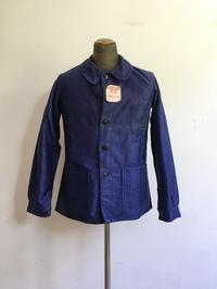 30's〜40's Ink Blue Moleskin Coverall Dead Stock!!! - DIGUPPER BLOG