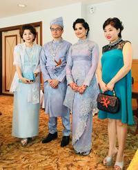 ザミルさん結婚しました! - ザイプス ラングスジャパン小林美紀ブログ
