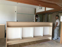 OKM 家具工事 - design room OT3