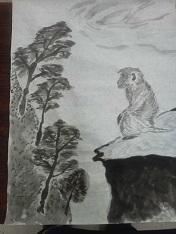 お猿さん - ひろしの日記