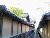 小布施町を歩く - レトロな建物を訪ねて