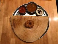 金沢(柿木畠):Srilanka Kitchen(スリランカキッチン)「ドーサランチ」 - ふりむけばスカタン