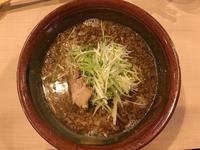 金沢(直江町):らーめん むてっぽう 金沢店「ねぎ醤油ラーメン」 - ふりむけばスカタン