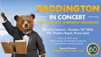 """Paddington in Concert"" on October 14, 2018 @ The Theatre Royal - ベン・ウィッシュな休日Ⅱ  Le Beau Homme avec Merci"