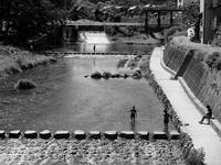 川の景色 - 節操のない写真館