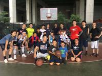 定例JFB (Oct. 21) - ニューヨーク日本人バスケットボールチーム 「JFB」