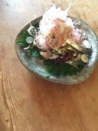 9月のメニュー - 京都自宅パンと料理の教室(北区) ときどき舞鶴