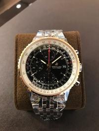 新作 ブライトリング ナビタイマー1 - 熊本 時計の大橋 オフィシャルブログ