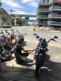 今日のgeemotorcycles は!8/23 - gee motorcycles