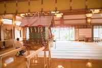 大山阿夫利神社秋季大祭の準備 - 堂宮大工 内田工務店 棟梁のブログ