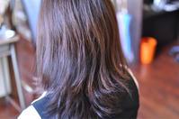 ハナヘナでダメージ  髪の毛のメンテナンス - 観音寺市 美容室 accha