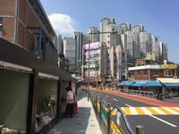 暑い!!阿峴(アヒョン)市場♪ - さくらの韓国ソウル旅行・東京旅行&美容LOVE