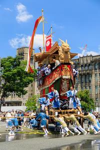 祇園祭2018後祭山鉾巡行(後編) - 花景色-K.W.C. PhotoBlog