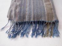 秋冬の手織りストール - 手作り工房 こるり