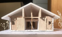 ftu house模型 - 愛知県岡崎市豊田市安城市 建築設計事務所 倉橋友行建築設計室