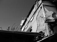 崩れた壁 - 節操のない写真館