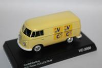 1/64 Kyosho CircleKSunkus 2007 Motor COLLECTION Volkswagen Type 2 (T1) #5 - 1/87 SCHUCO & 1/64 KYOSHO ミニカーコレクション byまさーる