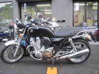 CB1100EX ABS入荷 - バイクの横輪