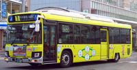 奈良交通 2SG-HL2ASBP - 研究所第二車庫