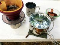 セコイヤ国立公園キャンプ2 - ビスケットの缶