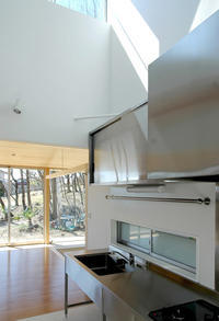 オールステンレスのオリジナルキッチン! - 島田博一建築設計室のWEEKLY  PHOTO / 栃木県 建築設計事務所